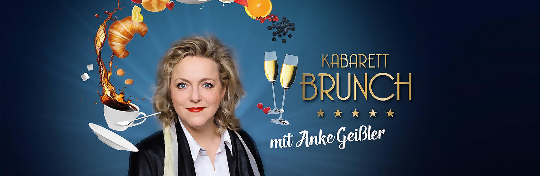 Kabarett Brunch mit Anke Geißler